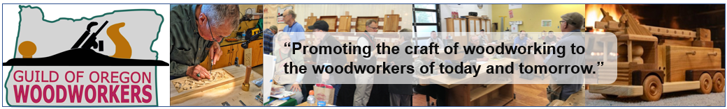 Guild Of Oregon Woodworkers Classes